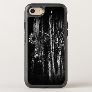Funda OtterBox Symmetry Para iPhone 8/7 Tachuela en la pared