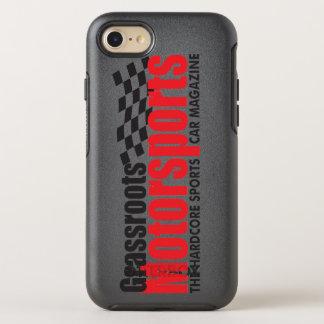 Funda OtterBox Symmetry Para iPhone 8/7 Teléfono del garaje del Motorsports de los pueblos