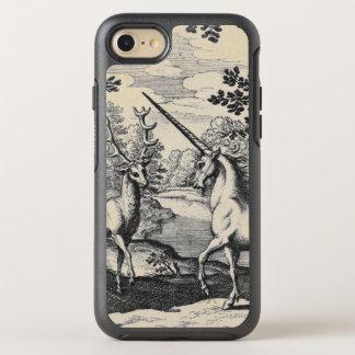 Funda OtterBox Symmetry Para iPhone 8/7 Unicornio en el bosque