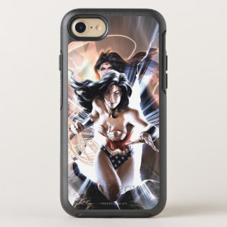 Funda OtterBox Symmetry Para iPhone 8/7 Variante cómica de la cubierta #609 de la Mujer