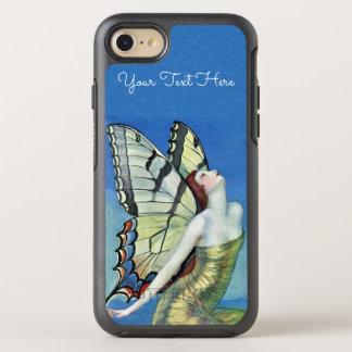 Funda OtterBox Symmetry Para iPhone 8/7 Vestido de hadas hermoso del oro de las alas de la