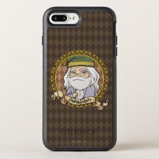 Funda OtterBox Symmetry Para iPhone 8 Plus/7 Plus Animado Dumbledore