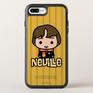 Funda OtterBox Symmetry Para iPhone 8 Plus/7 Plus Arte del personaje de dibujos animados de Neville