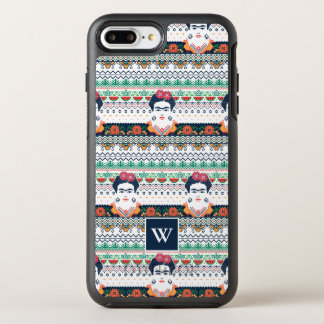 Funda OtterBox Symmetry Para iPhone 8 Plus/7 Plus Azteca de Frida Kahlo el |