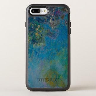 Funda OtterBox Symmetry Para iPhone 8 Plus/7 Plus Bella arte GalleryHD floral de las glicinias de