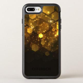 Funda OtterBox Symmetry Para iPhone 8 Plus/7 Plus Caja geométrica abstracta del teléfono del diseño