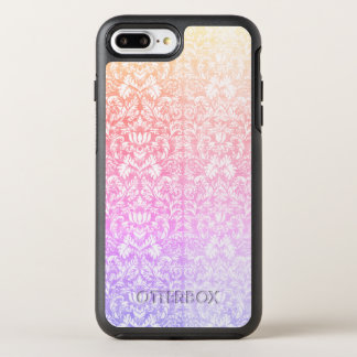 Funda OtterBox Symmetry Para iPhone 8 Plus/7 Plus Caramelo dulce Kawaii de Lolita del damasco en