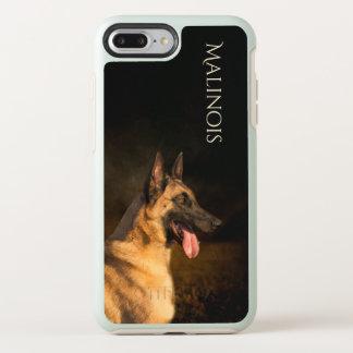 Funda OtterBox Symmetry Para iPhone 8 Plus/7 Plus Caso de Malinois Otterbox