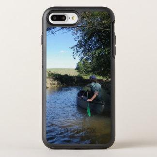 Funda OtterBox Symmetry Para iPhone 8 Plus/7 Plus Caso de Otterbox de la canoa