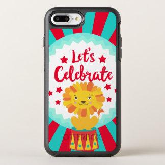 Funda OtterBox Symmetry Para iPhone 8 Plus/7 Plus circus