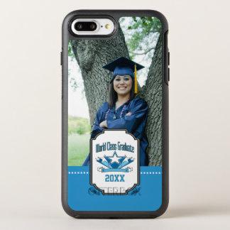 Funda OtterBox Symmetry Para iPhone 8 Plus/7 Plus Clase graduada de calidad mundial de la graduación