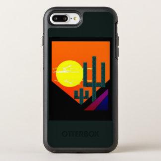 FUNDA OtterBox SYMMETRY PARA iPhone 8 PLUS/7 PLUS ¡DEJE LA CAPTURA DE LOS E.E.U.U. EL SOL DEL