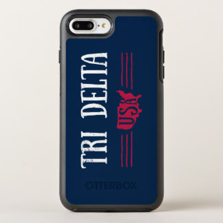 Funda OtterBox Symmetry Para iPhone 8 Plus/7 Plus Delta el | los E.E.U.U. del delta del delta