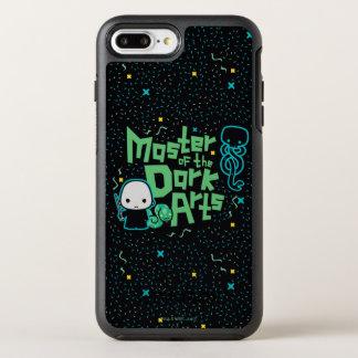 Funda OtterBox Symmetry Para iPhone 8 Plus/7 Plus Dibujo animado Voldemort - amo de los artes