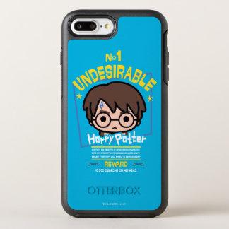 Funda OtterBox Symmetry Para iPhone 8 Plus/7 Plus El dibujo animado Harry Potter quiso el gráfico