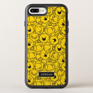 Funda OtterBox Symmetry Para iPhone 8 Plus/7 Plus El lote del modelo amarillo el | de las sonrisas