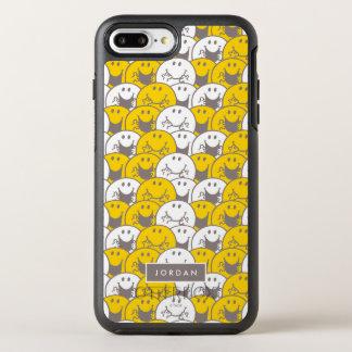 Funda OtterBox Symmetry Para iPhone 8 Plus/7 Plus El modelo el | de las sonrisas de Sr. que destella