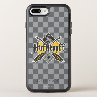 Funda OtterBox Symmetry Para iPhone 8 Plus/7 Plus Escudo de Harry Potter el | Gryffindor QUIDDITCH™