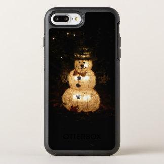 Funda OtterBox Symmetry Para iPhone 8 Plus/7 Plus Exhibición de la luz del día de fiesta del muñeco