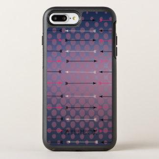 Funda OtterBox Symmetry Para iPhone 8 Plus/7 Plus Flechas de Boho