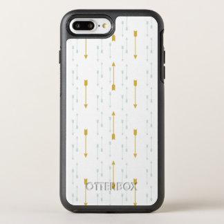 Funda OtterBox Symmetry Para iPhone 8 Plus/7 Plus Flechas tribales