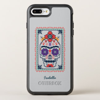 Funda OtterBox Symmetry Para iPhone 8 Plus/7 Plus Frida Kahlo el | Calavera