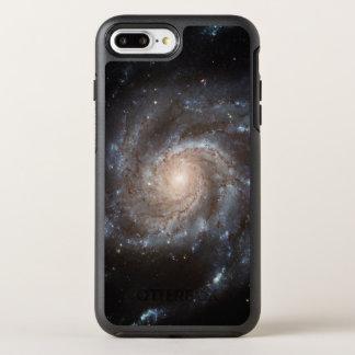 Funda OtterBox Symmetry Para iPhone 8 Plus/7 Plus Galaxia espiral (M101)