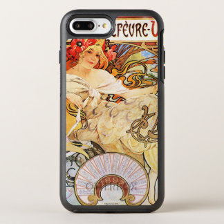 Funda OtterBox Symmetry Para iPhone 8 Plus/7 Plus Galletas de Alfonso Mucha Lefevre-Utile