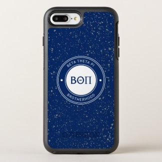 Funda OtterBox Symmetry Para iPhone 8 Plus/7 Plus Insignia beta de la theta pi el |