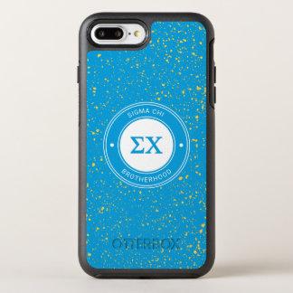 Funda OtterBox Symmetry Para iPhone 8 Plus/7 Plus Insignia de la ji el | de la sigma