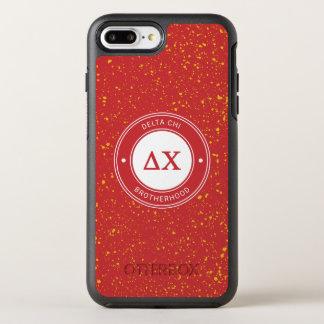 Funda OtterBox Symmetry Para iPhone 8 Plus/7 Plus Insignia de la ji el | del delta