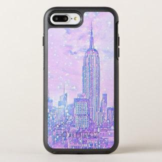 Funda OtterBox Symmetry Para iPhone 8 Plus/7 Plus iPhone de la vida de ciudad 8/7 caso más de