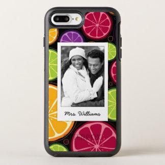 Funda OtterBox Symmetry Para iPhone 8 Plus/7 Plus La fruta cítrica coloreada multi el | añade su