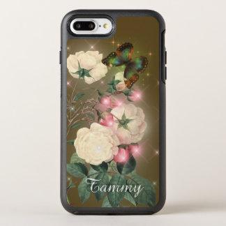 Funda OtterBox Symmetry Para iPhone 8 Plus/7 Plus La mariposa mágica añade el caso más del iPhone 7