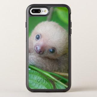 Funda OtterBox Symmetry Para iPhone 8 Plus/7 Plus La mayoría de la foto famosa de la pereza del bebé