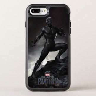 Funda OtterBox Symmetry Para iPhone 8 Plus/7 Plus La pantera negra el | agarra hacia fuera