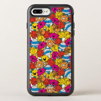 Funda OtterBox Symmetry Para iPhone 8 Plus/7 Plus Las caras sonrientes brillantes el | añaden su
