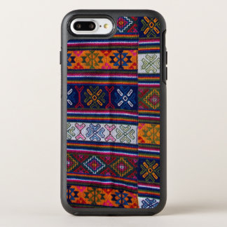 Funda OtterBox Symmetry Para iPhone 8 Plus/7 Plus Materia textil butanesa