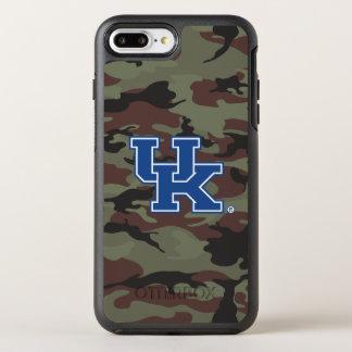 Funda OtterBox Symmetry Para iPhone 8 Plus/7 Plus Modelo BRITÁNICO de Kentucky el | Kentucky Camo