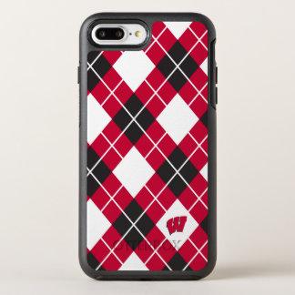 Funda OtterBox Symmetry Para iPhone 8 Plus/7 Plus Modelo de Wisconsin el | Argyle
