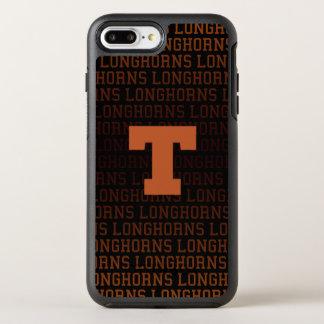 Funda OtterBox Symmetry Para iPhone 8 Plus/7 Plus Modelo del logotipo de la Universidad de Texas el