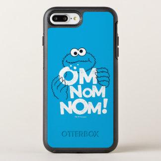 Funda OtterBox Symmetry Para iPhone 8 Plus/7 Plus ¡Monstruo de la galleta el | OM Nom Nom!