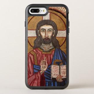 Funda OtterBox Symmetry Para iPhone 8 Plus/7 Plus Mosaico antiguo de Jesús