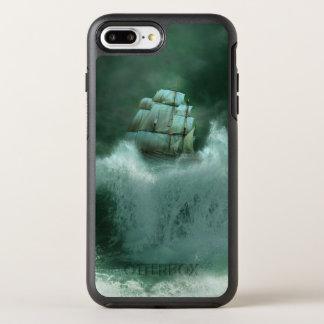 Funda OtterBox Symmetry Para iPhone 8 Plus/7 Plus Nave en tormenta