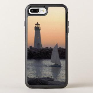 Funda OtterBox Symmetry Para iPhone 8 Plus/7 Plus Navegación en el crepúsculo en el puerto de Santa