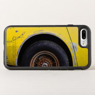Funda OtterBox Symmetry Para iPhone 8 Plus/7 Plus Neumático oxidado, pelando el coche pintado