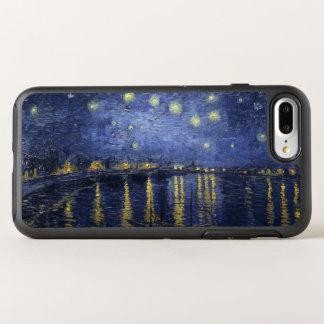Funda OtterBox Symmetry Para iPhone 8 Plus/7 Plus Noche estrellada sobre el Rhone