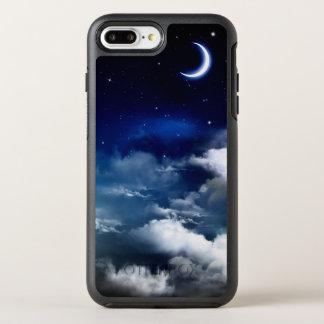 Funda OtterBox Symmetry Para iPhone 8 Plus/7 Plus Noche silenciosa
