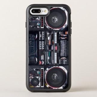Funda OtterBox Symmetry Para iPhone 8 Plus/7 Plus Nutria de Boombox del iPhone de Apple