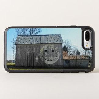 Funda OtterBox Symmetry Para iPhone 8 Plus/7 Plus OtterBox encajona el granero sonriente americana